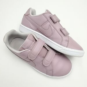 Nike Court Royal Leather Velcro Sneakers